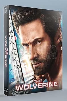 FAC #58 THE WOLVERINE FullSlip + Lenticular Magnet Limited Collector's Edition - numbered + Gift Steelbook's™ foil
