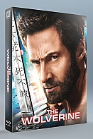 FAC #58 THE WOLVERINE FullSlip + Lenticular Magnet Limited Collector's Edition - numbered + Gift Steelbook's™ foil (Blu-ray)