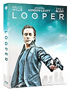 FAC #22 LOOPER FullSlip + Lenticular Magnet Steelbook™ Limited Collector's Edition - numbered + Gift Steelbook's™ foil (Blu-ray)