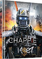 CHAPPIE DigiBook Limited Collector's Edition (2 Blu-ray)