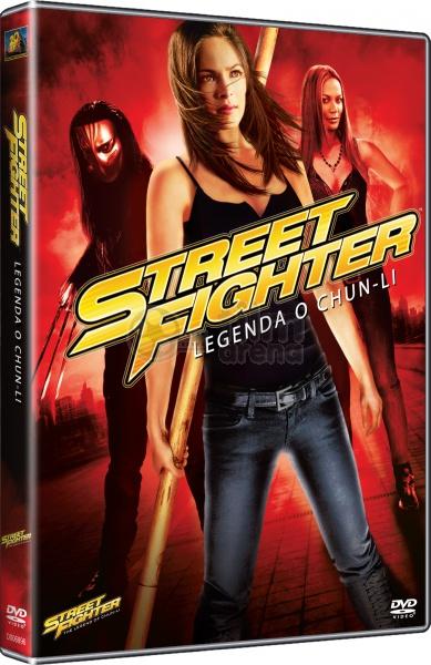 Street Fighter The Legend Of Chun Li Dvd