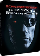 FAC #16 TERMINATOR 3: Rise of the Machines FullSlip + Lenticular Magnet Steelbook™ Limited Collector's Edition - numbered + Gift Steelbook's™ foil