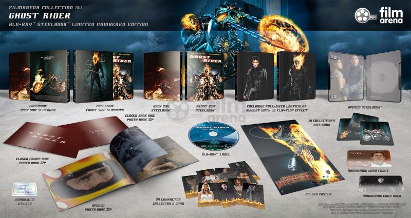 Ghost Rider FAC 20 Fullslip 367/750 Filme
