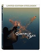 JAMES BOND 007 Daniel Craig: QUANTUM OF SOLACE QSlip Steelbook™ Limited Collector's Edition + Gift Steelbook's™ foil (Blu-ray)