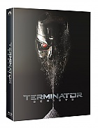 FAC #23 TERMINATOR: Genisys EDITION #1 FULLSLIP + LENTICULAR MAGNET 3D + 2D Steelbook™ Limited Collector's Edition - numbered (Blu-ray 3D + 2 Blu-ray)