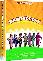 BABOVŘESKY 1 - 3 Collection (3 DVD)