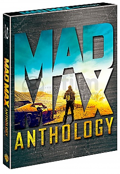 Mad Max Anthology 1 - 4 Collection