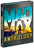 Mad Max Anthology 1 - 4 Collection (4 Blu-ray + DVD)