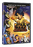 Star Wars Rebels: Season 1 Collection (3 DVD)