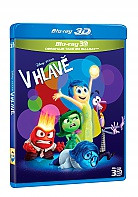 Inside Out 3D + 2D (Blu-ray 3D + Blu-ray)
