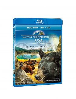 World Heritage: USA - Yellowstone National Park 3D
