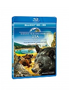 World Heritage: USA - Yellowstone National Park 3D (Blu-ray 3D)