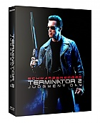 FAC #110 TERMINATOR 2: Judgment Day FullSlip XL + Lenticular Magnet EDITION #1 4K Ultra HD Steelbook™ Extended director's cut Digitally restored version Limited Collector's Edition - numbered (3 Blu-ray)