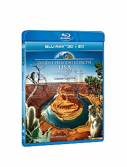 World Heritage: USA - Grand Canyon 3D