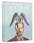 FAC #21 BIRDMAN Edition #2 Lenticular FullSlip Steelbook™ Limited Collector's Edition - numbered + Gift Steelbook's™ foil (Blu-ray)
