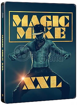 MAGIC MIKE XXL QSlip + Collector's Cards Steelbook™ Limited Collector's Edition + Gift Steelbook's™ foil