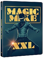 MAGIC MIKE XXL QSlip + Collector's Cards Steelbook™ Limited Collector's Edition + Gift Steelbook's™ foil (Blu-ray)