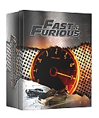 FAC #90 FAST AND FURIOUS 1 - 7 MANIACS COLLECTOR'S BOX Steelbook™ Collection Limited Collector's Edition - numbered Gift Set + Gift Steelbook's™ foil (7 Blu-ray)
