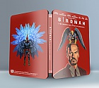 BIRDMAN Steelbook™ Limited Collector's Edition + Gift Steelbook's™ foil (Blu-ray)
