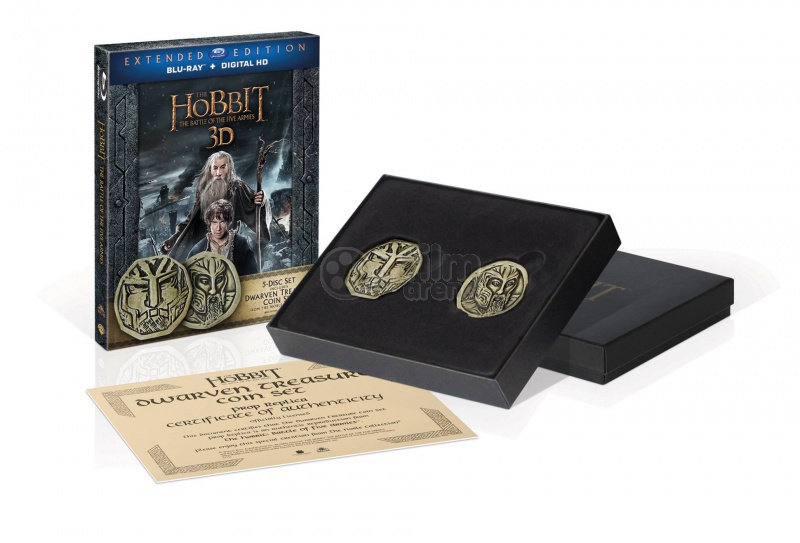 the hobbit the battle of the five armies extended edition free online movie