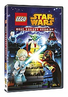 Lego Star Wars: The New Yoda Chronicles: Volume 1 (DVD)