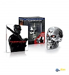 TERMINATOR: Genisys + Endoskull 3D + 2D Steelbook™ Limited Collector's Edition Gift Set (Blu-ray 3D + 2 Blu-ray)