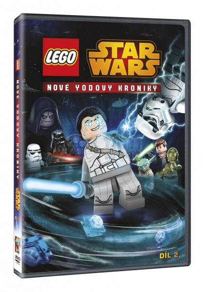 Lego Star Wars: The New Yoda Chronicles: Volume 2 (DVD) Heather Doerksen