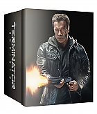 FAC #23 TERMINÁTOR: Genisys EDITION #1 and #2 in MANIACS COLLECTOR'S BOX with COIN 3D + 2D Steelbook™ Limited Collector's Edition - numbered Gift Set (2 Blu-ray 3D + 4 Blu-ray)