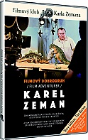 Film Adventurer Karel Zeman (DVD)