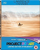 Lawrence of Arabia QSlip POP ART WAVE Steelbook™ Limited Collector's Edition + Gift Steelbook's™ foil (Blu-ray)
