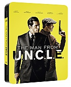 The Man from U.N.C.L.E. Futurepak™ Limited Collector's Edition + Gift Steelbook's™ foil (Blu-ray)