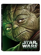 STAR WARS Episode 2: Attack of the Clones Steelbook™ Limited Collector's Edition + Gift Steelbook's™ foil (Blu-ray)