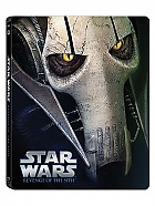 STAR WARS Episode 3: Revenge of The Sith Steelbook™ Limited Collector's Edition + Gift Steelbook's™ foil (Blu-ray)