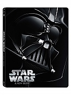 STAR WARS Episode 4: A New Hope Steelbook™ Limited Collector's Edition + Gift Steelbook's™ foil (Blu-ray)