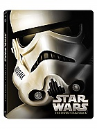 STAR WARS Episode 5: The Empire Strikes Back Steelbook™ Limited Collector's Edition + Gift Steelbook's™ foil (Blu-ray)