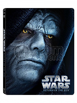 STAR WARS Episode 6: Return of The Jedi Steelbook™ Limited Collector's Edition + Gift Steelbook's™ foil
