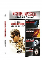 Mission: Impossible 1 - 5 Collection (5 DVD)