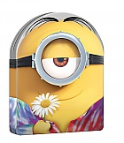 THE MINIONS (VIVA METAL BOX with minor damage) 3D + 2D Metalcase Limited Collector's Edition (Blu-ray 3D + Blu-ray)