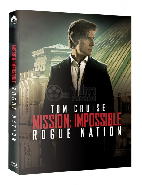 FAC #25 MISSION: IMPOSSIBLE 5 - Rogue Nation EDITION #2