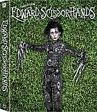 EDWARD SCISSORHANDS 25th Anniversary Edition Limited Collector's Edition (Blu-ray)