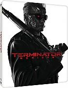 TERMINATOR: Genisys 3D + 2D Steelbook™ Limited Collector's Edition + Gift Steelbook's™ foil (Blu-ray 3D + 2 Blu-ray)