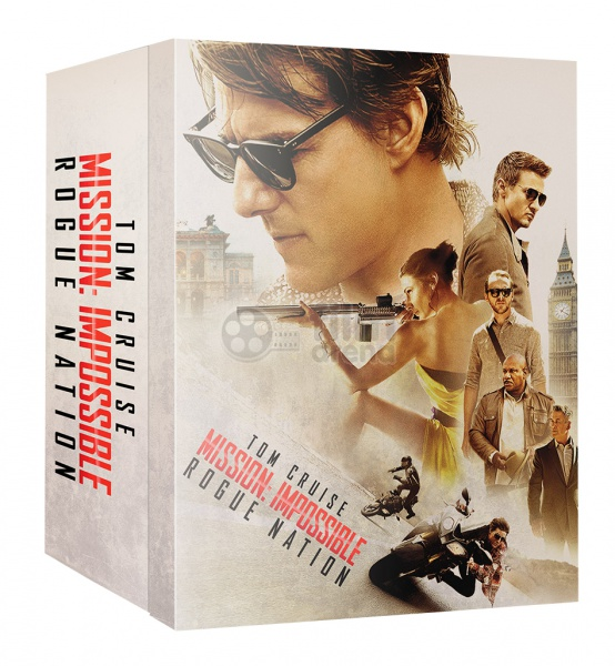 FAC #25 MISSION: IMPOSSIBLE 5 - Rogue Nation (Double Pack E1
