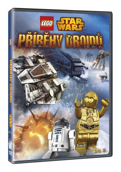 Lego Star Wars Droid Tales Volume 2 Dvd