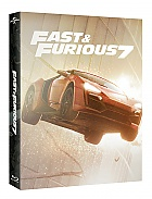 FAST & FURIOUS 7 FullSlip Steelbook™ Limited Collector's Edition + Gift Steelbook's™ foil (Blu-ray)
