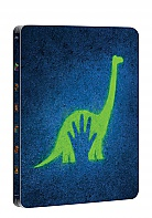 The Good Dinosaur 3D + 2D Steelbook™ Limited Collector's Edition + Gift Steelbook's™ foil (Blu-ray 3D + Blu-ray)