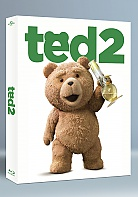 FAC #46 TED 2 FullSlip BONG EDITION #1 Steelbook™ Limited Collector's Edition - numbered (Blu-ray + DVD)