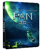 PAN 3D + 2D Steelbook™ Limited Collector's Edition + Gift Steelbook's™ foil (Blu-ray 3D + Blu-ray)