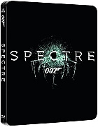 SPECTRE Steelbook™ Limited Collector's Edition + Gift Steelbook's™ foil (Blu-ray)