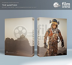 FAC #28 THE MARTIAN FullSlip + Lenticular Magnet 3D + 2D Steelbook™ Limited Collector's Edition - numbered