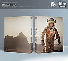 FAC #28 THE MARTIAN FullSlip + Lenticular Magnet 3D + 2D Steelbook™ Limited Collector's Edition - numbered (Blu-ray 3D + Blu-ray)